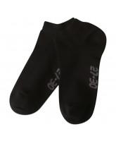 Black ankel socks