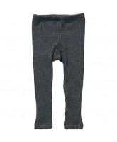 Grey winter wool leggings