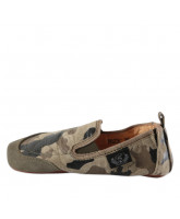 Camouflage slippers