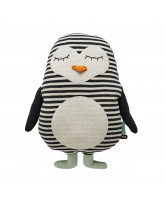 Penguin pingo pillow