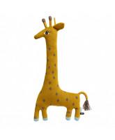Noah the giraffe cushion