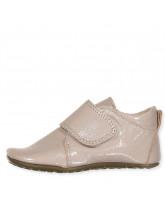 Rose glitter slippers