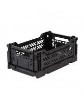 Folding box mini - black