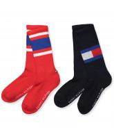 2 pack navy socks