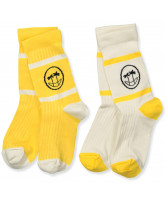 Palm Smile socks