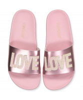 Love slippers