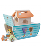 Noah´s shape sorter - small
