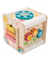 Petilou activity cube