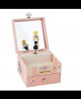 Jewelery box with music