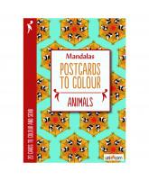 Postcards to Colour - animals