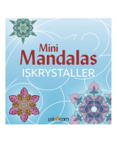 Mini Mandalas - ice crystals