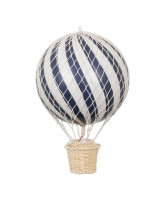 Dark blue airballon 20 cm
