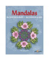 Mandalas - flowers & berries