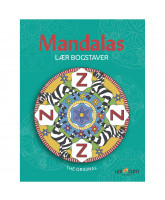 Learn letters with Mandalas