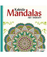 Kaleido Mandalas Art Therapy - white