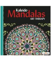 Kaleido Mandalas Art Therapy - black
