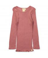 Bergen silk LS t-shirt