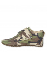Camoflage slippers