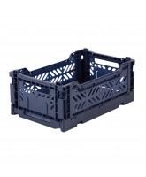 Folding box mini - navy