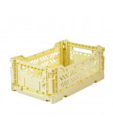 Folding box mini - cream