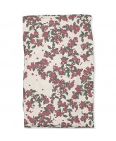 Cherrie Blossom changing cushion cover
