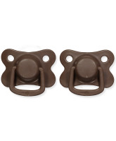2 pack chocolate dummies +6 months