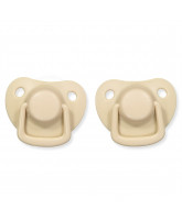 2 pack doeskin dummies 0-6 months