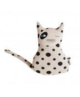 Cat zorro pillow