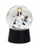Snowglobe with music - Clumsy Hans