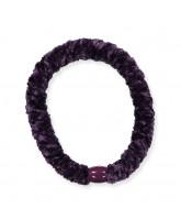 Kknekki velvet hair elastic - purple