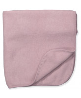 Organic wool fleece baby blanket
