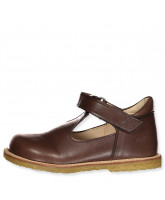 Brown Mary Janes
