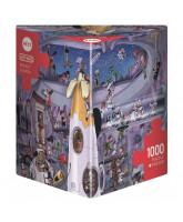 Rocket Launch puzzle - 1000 pcs