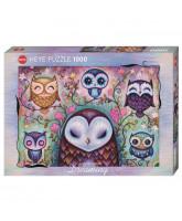 Puzzle Great Big Owl - 1000 pcs