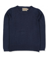 Pointelle sweater