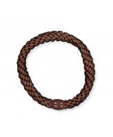 Kknekki hair elastic - brown