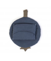 Comfy me baby pillow - blueberry