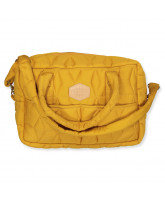 Golden mustard nursing bag
