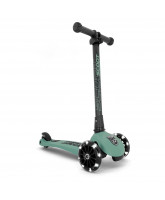 Highway Kick 3 LED scooter - Forest
