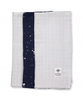 3 pack Organic muslin cloths