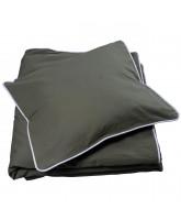 Organic Olive bedwear