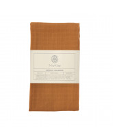 Brown swaddle