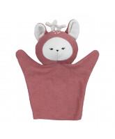 Organic hand puppet - Deer