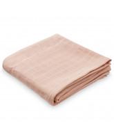 Organic 2 pack Blossom pink muslin cloths