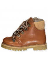 Classic lace winter boots