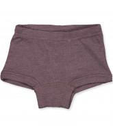 Wang wool boxer shorts