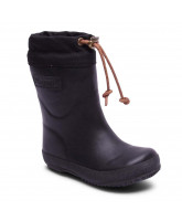 Black thermo winter wellies