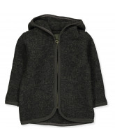 Jackie wool fleece jacket
