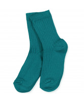 Atlantic deep rib socks