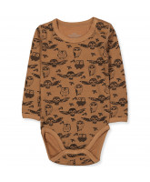 Baloo wool bodysuit
